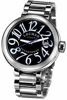 Locman Men's Watch 34100BKWHS0BR0