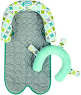 Nuby Grow with Me Double Head Support, Blue, Green, Grey, White