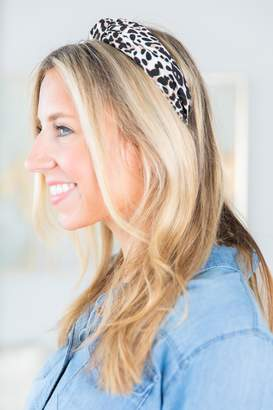 The Mint Julep Boutique Don't Want To Leave Headband, Leopard