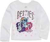 My Little Pony Long Sleeve Sweatshirt - Toddler Girls