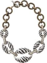 Lanvin Mina Tiger Chain Necklace