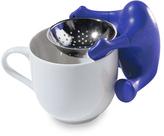 Alessi Te O Tea Blue Strainer