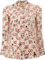 Gucci blouse GucciGhost