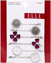 Elle 6-Pack Assorted Bobby Pins