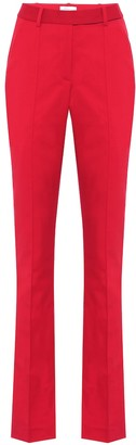 Rebecca Vallance Rossini high-rise slim pants