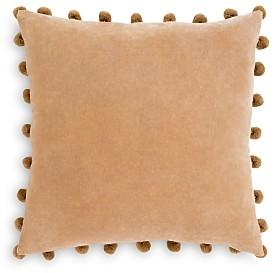 Surya Serengeti Velvet Throw Pillow, 20 x 20