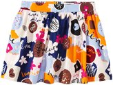 Kate Spade Sweets Pleated Skirt (Toddler/Kid) - Confections-4