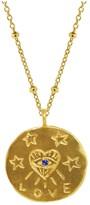 Yvonne Henderson Jewellery Love Talisman Evil Eye Necklace