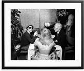 Sonic Editions Lou Reed & Andy Warhol (Framed)