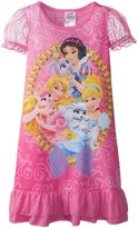 Disney Komar Little Girls' Princess Palace Pets Nightgown, Pink, 2T