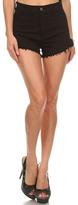 GJG Denim High Waisted Denim Shorts