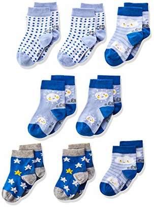 S'Oliver Socks Baby S20579000 Socks,(Pack of 8)