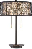 Quoizel Hideaway Table Lamp in Bronze