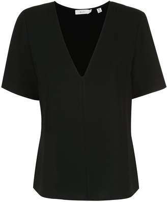 A.L.C. Warren crepe top