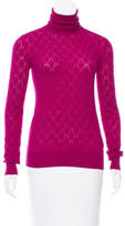 Missoni Cashmere-Blend Turtleneck Sweater