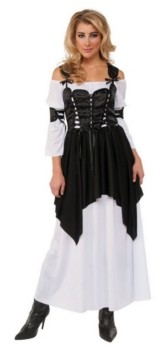 BuySeasons Women's Pirate Princess Adult Costume