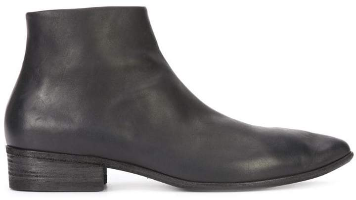 Marsèll ankle zip boots