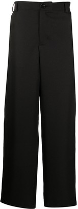 Goodfight Casual Straight Leg Trousers