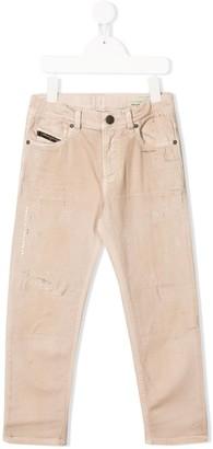 Diesel Slim-fit JoggJeans trousers