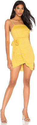 superdown Morgan Layered Mini Dress