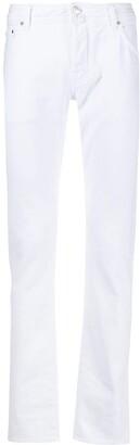 Jacob Cohen Slim Leg Jeans
