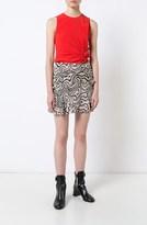 Derek Lam Ruffled Mini Skirt