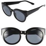 A. J. Morgan A.J. Morgan 'Sophia' 52mm Sunglasses