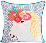 Karma Living Unicorn Pillow