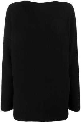 Daniela Gregis Mock-Neck Sweater