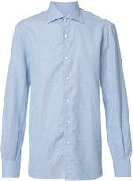Isaia classic shirt - men - Cotton - 16 1/2