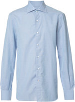Isaia classic shirt - men - Cotton - 16