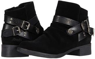 Blowfish Veto (Black Nubuck/Die Cut/Amazon/Dundee) Women's Boots