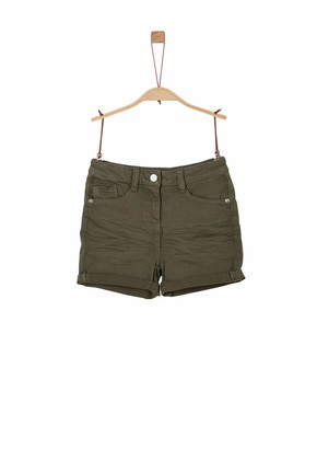 s.Oliver Junior Girl's Hose Kurz Bermuda Shorts