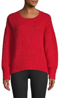 Sanctuary Popcorn Knit Pullover