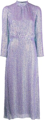 Temperley London Billie sequin embellished dress