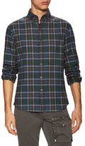 Michael Bastian Plaid Button-Down Sportshirt