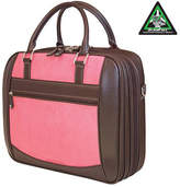 Mobile Edge Women's Checkpoint Friendly Element Briefcase- 16""