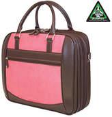 "Mobile Edge Women's Checkpoint Friendly Element Briefcase- 16"""
