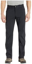 Columbia Silver Ridgetm II Stretch Pants (Black) Men's Casual Pants