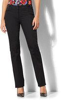 New York & Co. 7th Avenue Pant - Straight Leg - Signature - Petite