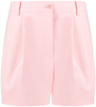 Moschino Pleated Detail Shorts
