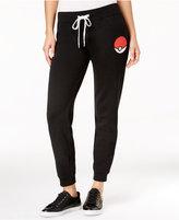 Mighty Fine Juniors' Pokémon Poké Ball Sweatpants
