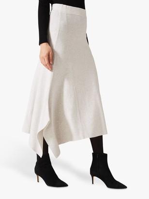 Phase Eight Alexana Asymmetric Skirt