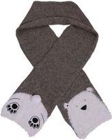 Yumi Polar Bear Knit Scarf
