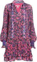 Derek Lam 10 Crosby Eugenia Pleated Mini Dress