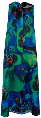 La Perla Multicolour Silk Dresses