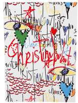 Christian Louboutin Printed Notebook