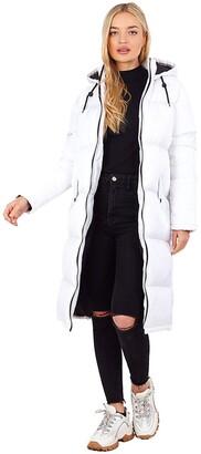 Brave Soul Ladies Jacket CELLOMAXPKE White UK 12