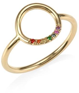 Zoë Chicco 14K Yellow Gold Gemstone Ring