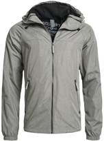 Superdry Summer Jacket Light Charcoal Marl/black